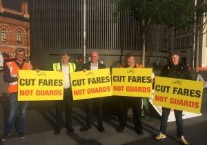 cut fares not guards